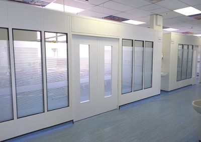 hygienic partitioning5