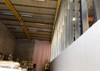 jumbo wall in Birmingham, dividing walls birmingham, warehouse dividing walls birmingham, warehouse separation walls birmingham