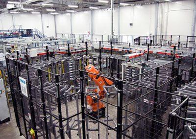 machine guarding partitioning birmingham