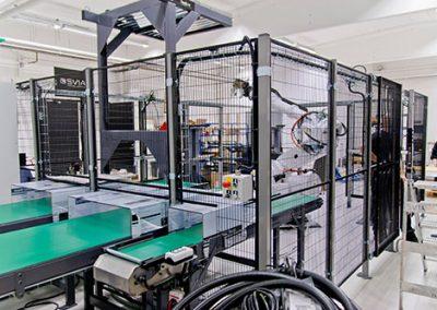 machine guarding partitions birmingham